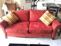 Red Sofa in Ramstein, Germany