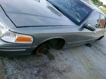 02 Crown Vic Lx Sport in Fort Campbell, Kentucky