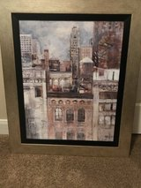 City Scape Print in Kingwood, Texas