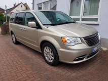 2016 Chrysler Town and Country minivan in Ramstein, Germany