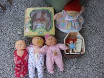 cabbage batch dolls and more in Fort Knox, Kentucky