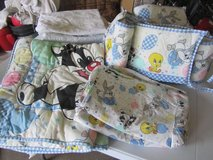 Baby Looney Tunes Crib Set in Yorkville, Illinois