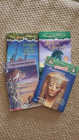 4 magic treehouse books in Houston, Texas