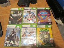 Xbox 360 video games – prices vary in Batavia, Illinois