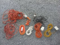 300' extention cords and 2 drop lights in Fort Knox, Kentucky