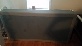 Twin bed box spring in Fort Campbell, Kentucky