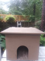 Custom made Doghouse in Spring, Texas