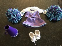 American Girl cheerleading outfit in St. Charles, Illinois