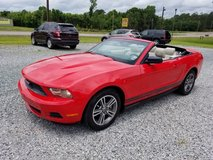 2010 Ford Mustang Convertible in Leesville, Louisiana