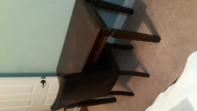 Ashley desk and chair (new) in Fort Campbell, Kentucky