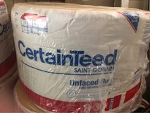 6 rolls of certainteed Unfaced r-30 insulation in Plainfield, Illinois