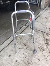 Drive medical folding walker in Naperville, Illinois