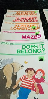 Pre-K Learning Books in Leesville, Louisiana