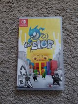 dE BLOB Nintendo Switch Game in Camp Lejeune, North Carolina