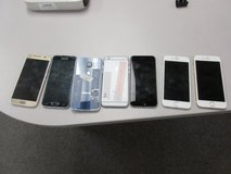 Samsung and iphones in Camp Pendleton, California