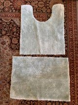 "2 piece set ""Simply Vera"" Deluxe Vera Wang bath room rugs in Kingwood, Texas"