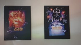 Star Wars Canvas Poster in Ramstein, Germany