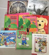 Classroom Library Alphabet Books in Okinawa, Japan