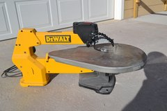 "20"" Dewalt Scroll Saw in Alamogordo, New Mexico"