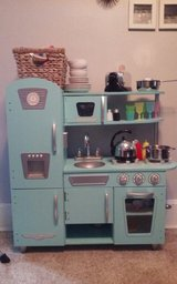 Kids Kitchen Playset *FULLY STOCKED!* in Joliet, Illinois