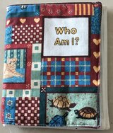 Who Am I? Riddle Soft Material Book in Okinawa, Japan