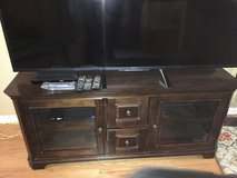 Solid Wood TV stand in Shorewood, Illinois