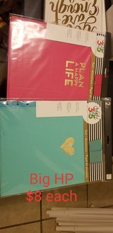 Big happy planner hard covers in Camp Pendleton, California