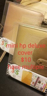 Happy planner mini deluxe cover in Camp Pendleton, California