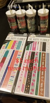 Planner or scrapbook washi tape in Camp Pendleton, California