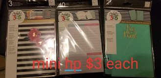 Mini Happy planner accessories in Camp Pendleton, California