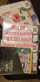 Big happy planner accessories in Camp Pendleton, California