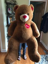 Giant Teddy Bear in Westmont, Illinois