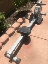 Rowing Machine - Like New in Camp Pendleton, California