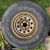 Spare Jeep Wheel/Tire in Okinawa, Japan