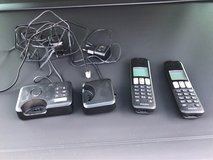 Philips D235 cordless phones w/answering machine in Ramstein, Germany