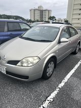 2004 Nissan Primera in Okinawa, Japan