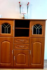 Reduced.... wooden cabinet in Stuttgart, GE