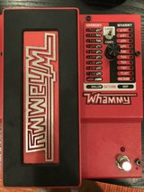 Digitech Whammy Pedal 5th Gen in Okinawa, Japan