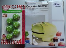 Mini Cupcake Automat by Elta Electric 220V NEW - Clearing out - Lots must go!! in Wiesbaden, GE