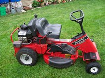 Snapper 8 HP Riding Mower in DeKalb, Illinois