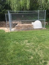 Dog kennel and dog house (large) in Fort Leonard Wood, Missouri