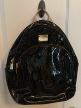 MICHAEL KORS PATENT LEATHER BACKPACK in Macon, Georgia