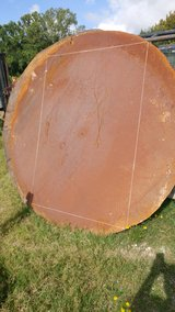 """1/4"""" steel plate in Cleveland, Texas"""