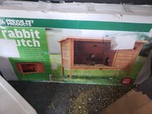 Rabbit/Guinea pig Hutch in Glendale Heights, Illinois