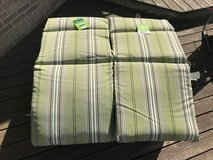 Patio Chair Cushions BRAND NEW with Tags in Orland Park, Illinois