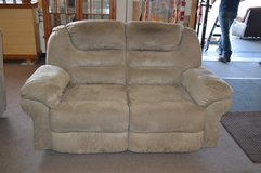 Gently Used Dual Reclining Love Seat in Fort Lewis, Washington