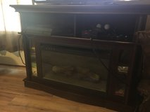 Fireplace tv stand in Alamogordo, New Mexico