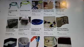 Pet Items - Best offer up to ½ Off Everything Sale! in Glendale Heights, Illinois