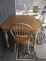 solid wood kitchen table in Fairfield, California