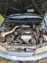 1994 Honda Accord part out in Moody AFB, Georgia